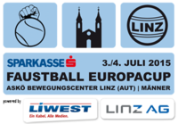 Sparkasse OÖ Faustball Europacup powered by LIWEST