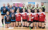 Landesmeisterschaft U18w in Linz