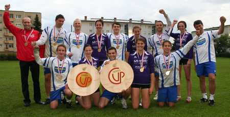 Cup-SiegerInnen 2009