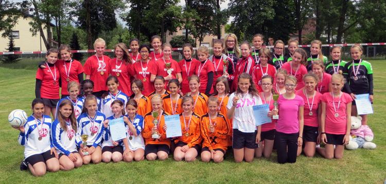 Schul-CUP weiblich 2013