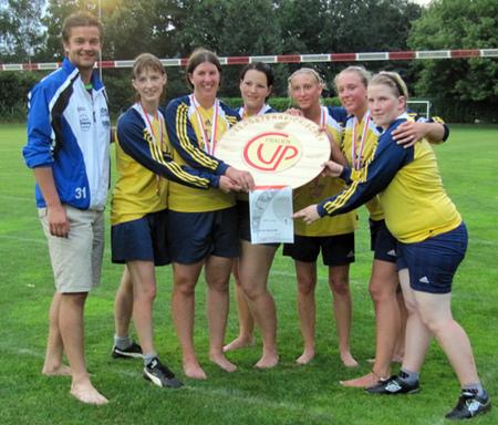 OÖ-Cup Siegerinnen 2011: SU St. Martin/Mkr