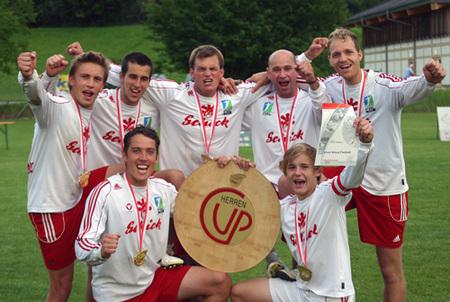 Cupsieger UNION Schick Freistadt