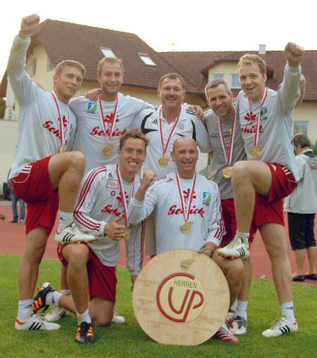 CUP Sieger 2012: UNION Schick Freistadt